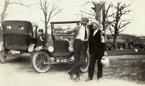 Мелкие мошенники, 1924 Wisconsin Historical Society