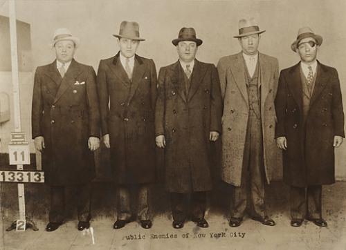 Нью-Йоркские гангстеры, 1931 John Binder Collection
