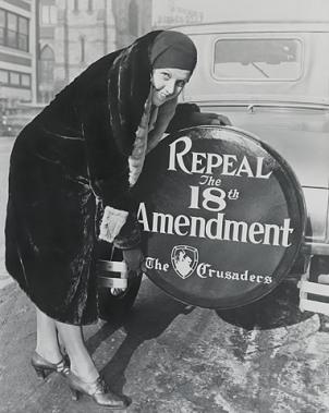 За отмену 18-ой поправки, 1930 Library of Congress