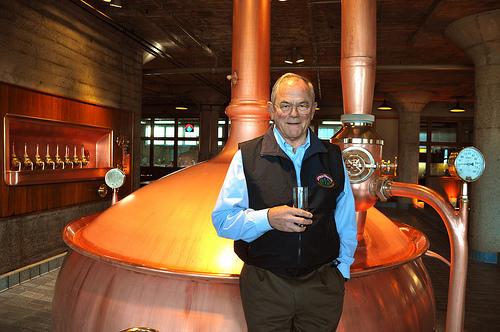 Фриц Майтаг. Основатель Anchor Brewing.